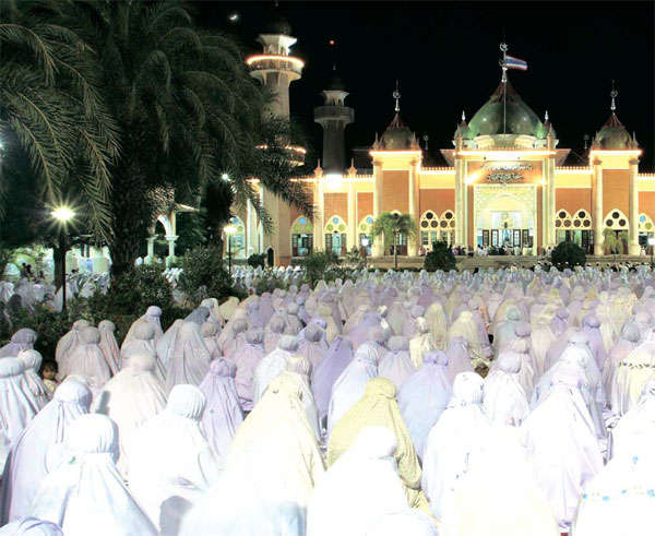 [Around the world]Ramadan The Muslims holy month of fasting